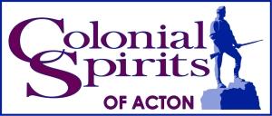 Logo Colonial Spirits of Acton