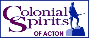 Logo Colonial Spirits of Acton
